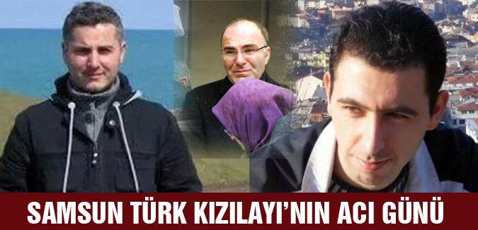 Samsun Türk Kızılayı'nın Acı Günü