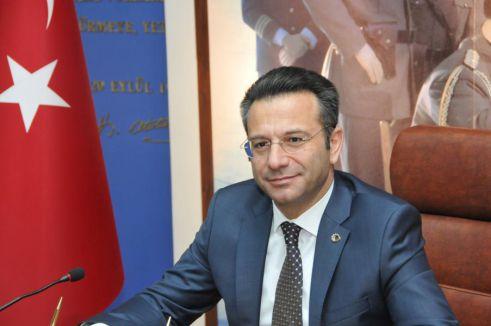 Samsun Valisi Akyol'dan Kutlama Mesajı
