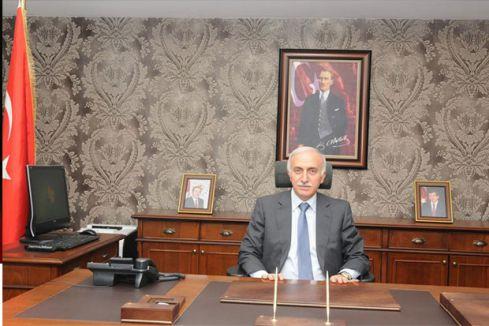 Samsun Valisi Kurban Bayramını Kutladı