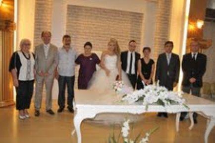 Samsun'da CHP'nin nikah Şovu
