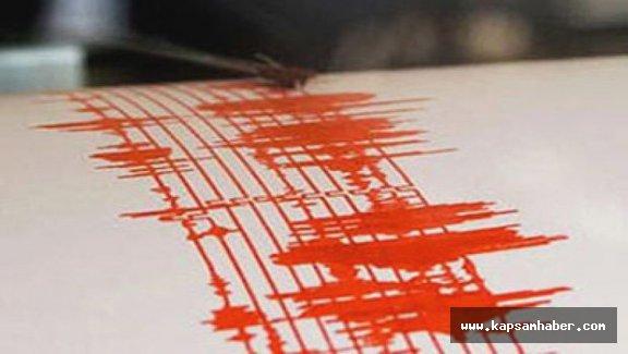 samsunda deprem