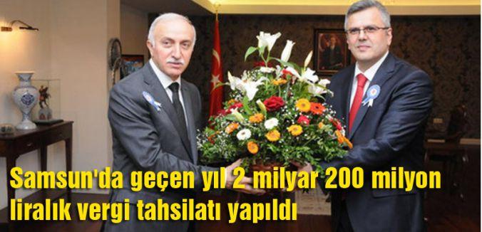 Samsun'da Gelir Giderleri Karşılamıyor