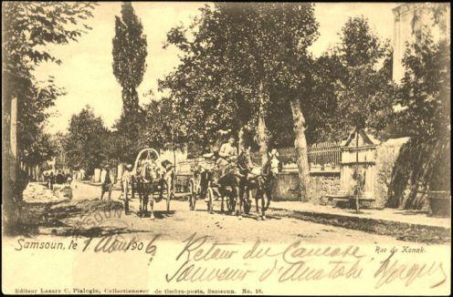 Samsun'da Resimlerle Tarihin Dili