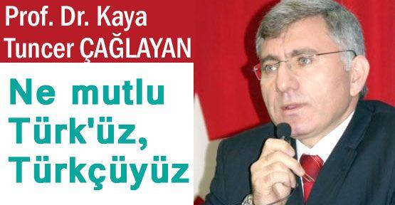 Samsun'da Türkçülük Kutlaması
