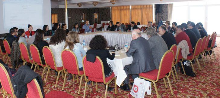 Samsun'da Ulusal Gönüllülük Komitesi toplandı