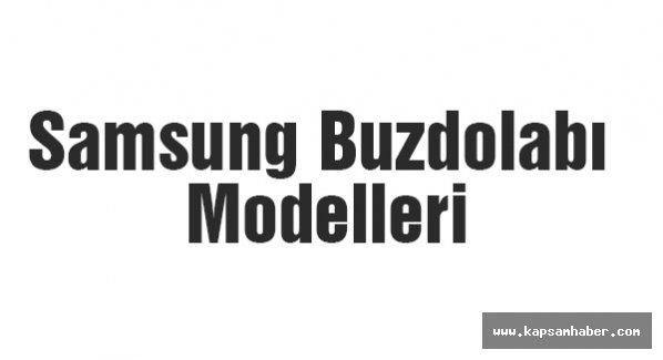 Samsung Buzdolabı Modelleri