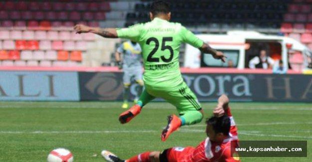 Samsunspor: 0 - Gaziantep Büyükşehir Belediyespor: 0