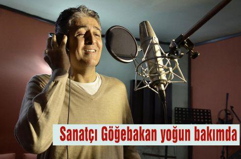 Sanatçı Murat Göğebakan yoğun bakımda
