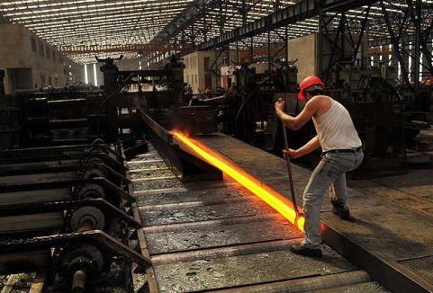 Sanayi üretimi arttı...