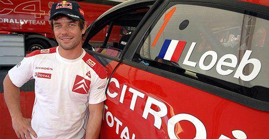Sebastien Loeb WRC'ye veda ediyor