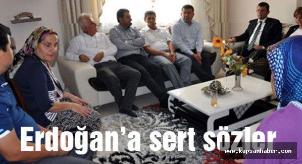 Şehidin kardeşinden Erdoğan'a sert sözler