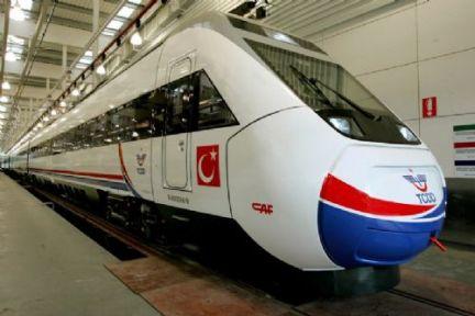 Şehirler Hızlı Trenle Birleşiyor...