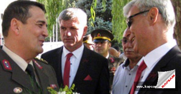Şehit Aileleri, Jandarma'nın 176.Yıldönümünü Manisa'da Kutladılar.