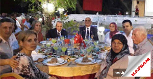 Şehit Aileleri Ve Gazilere İftar Yemeği