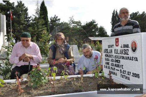 Şehit Binbaşı Kulaksız'ın ailesine kurbanlık koç hediye edildi