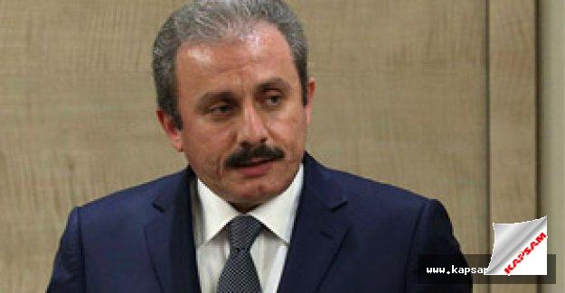 Şentop: AK Parti'nin bulunmadığı bir seçenek olmayacak...