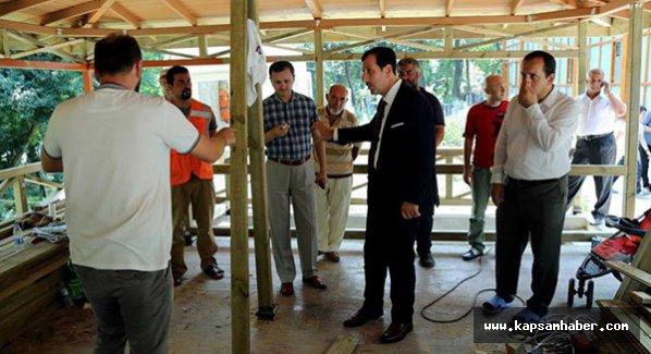 Seyyid Kutbeddin Camii  Restorasyonu tamamlandı