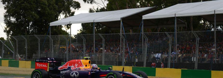Sezonun ilk yarışı Rosberg'in