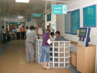 SGK Özel Hastanelere Hasta Kotası Getirdi...