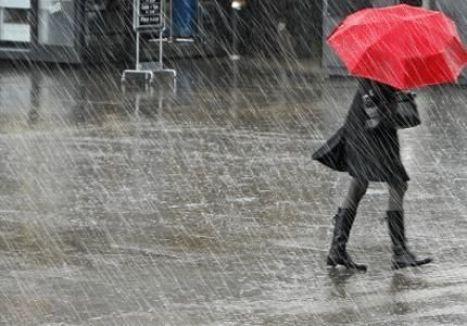 Şiddetli Yağış Geliyor...