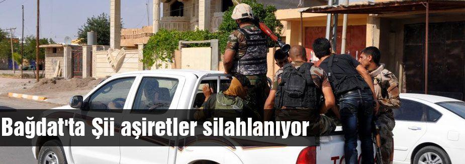 Şii aşiretler silahlanıyor...