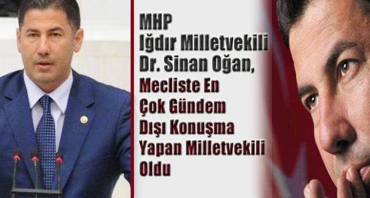 Sinan Ogan Rekora Koşuyor