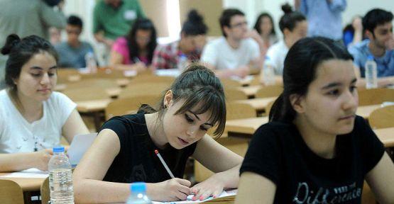 Sınavların arasındaki süre azaldı