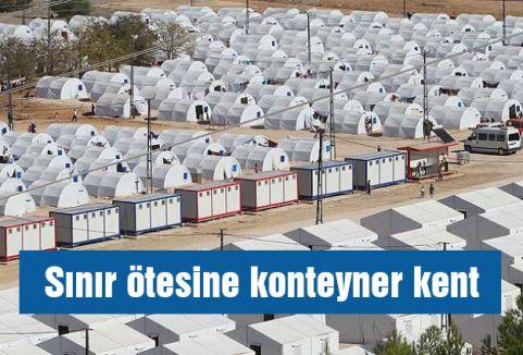 Sınır ötesine konteyner kent