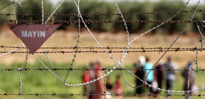 Sınırda Çatışmalar Büyüyor...