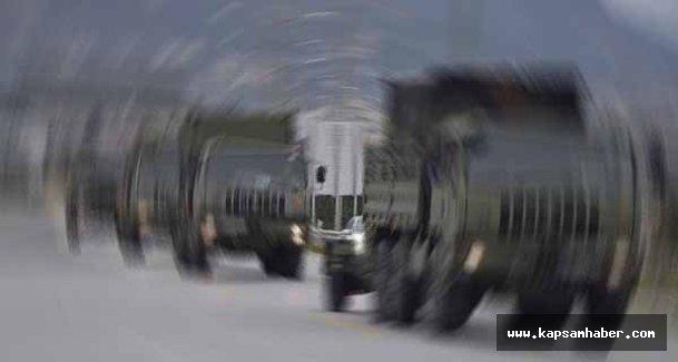 Şırnak'ta askeri konvoya saldırı