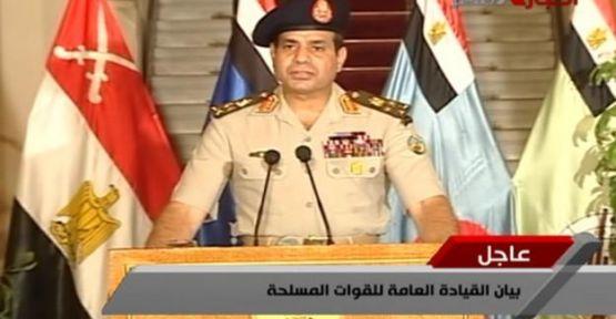 Sisi destekçilerine Tahrir Meydanı çağrısı...