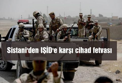 Sistani'den IŞİD'e karşı cihad fetvası