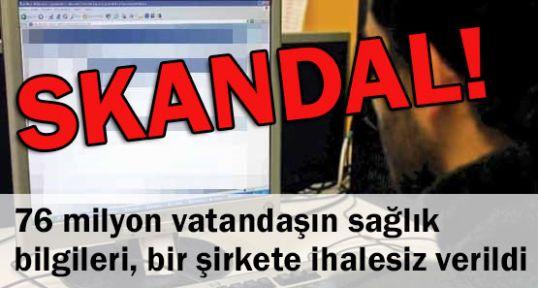 skandal iddia!