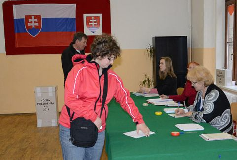Slovakya'nın yeni cumhurbaşkanı Kiska...