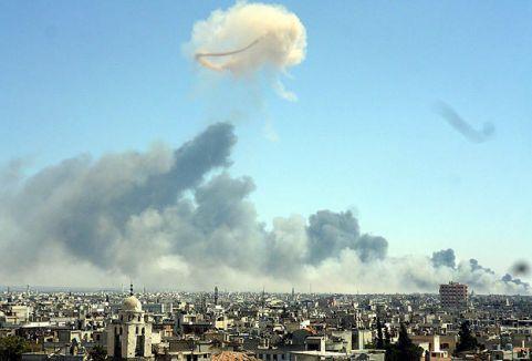 SNHR, Suriye'de 124 bin 927 kişi öldü...
