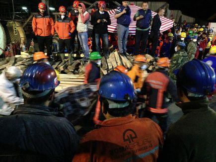 Soma'da ölen işçi sayısı 298'e yükseldi