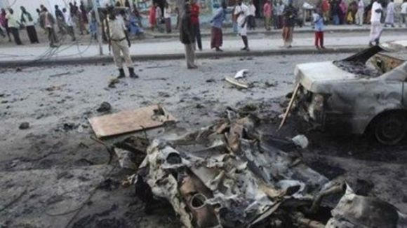 Somali'de Türk heyetine bombalı saldırı