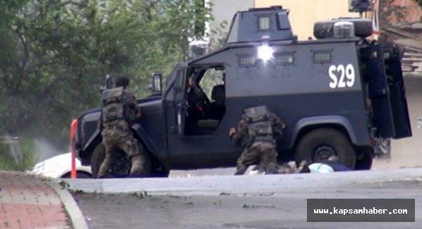 Sultanbeyli'de bomba alarmı ve çatışma..