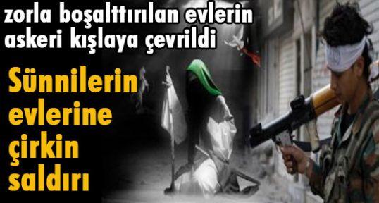 Sünnilere çirkin saldırı!