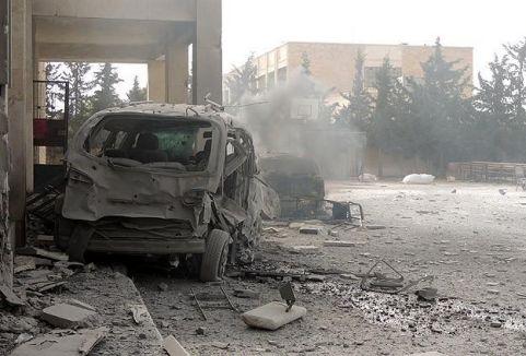 Suriye 30 asker öldü