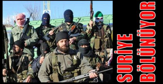Suriye Bölünüyor