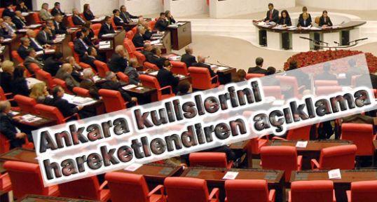Suriye olayı Ankara'yı hareketlendirdi