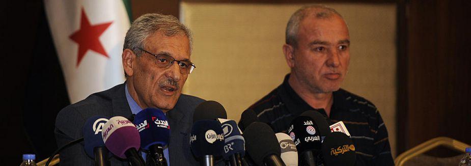 Suriye Savunma Bakanı istifa etti