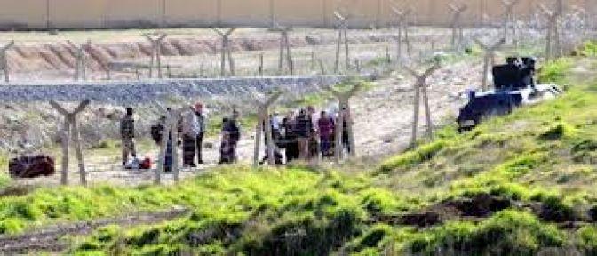 Suriye Sınırında Çatışma...