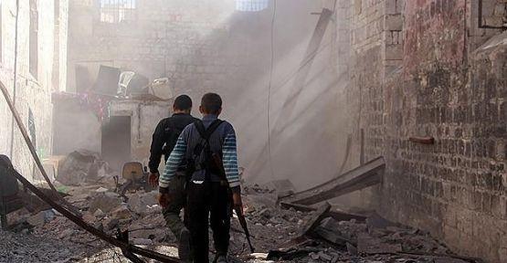 Suriye'de 250 bin kişi kayıp