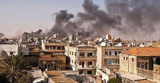 Suriye'de 35 kişi yaşamını yitirdi