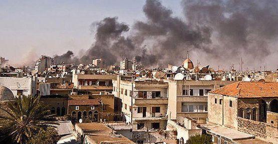 Suriye'de 39 kişi yaşamını yitirdi