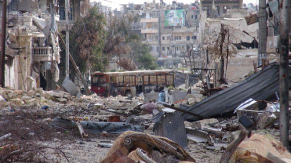Suriye'de ekonomik kayıp büyüyor...
