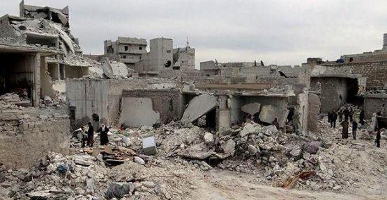 Suriye'de Esed katliamı...