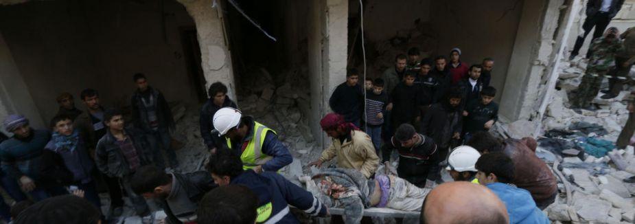 Yine Suriye'de 54 kişi öldürüldü